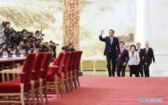 Premier Li pledges wider opening of Chinese market
